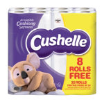 Cushelle Toilet Tissue 2 ply Pack 32