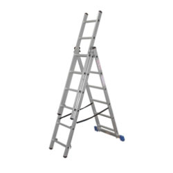 Lyte Ladders Trade Aluminium Combination Ladder 9 rung