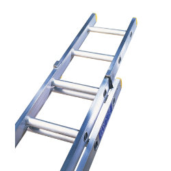 Lyte Ladders EN131 Trade 2 Section Extension Ladder 10 rung