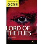Lord of the Flies York Notes for GCSE Paperback