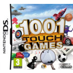 1001 Touch Games Nintendo DS