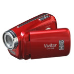Vivitar DVR508 HD Digital Camcorder Red