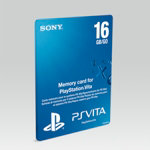 PS Vita 16GB Memory Card PS Vita