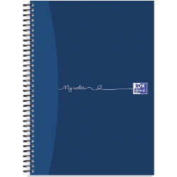 Cambridge A4 Wirebound 200 Page Ruled Notebook  Pack of 3