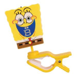 Spongebob Squarepants Chromatic Clip On Tuner