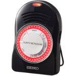 Seiko Quartz Metronome Black