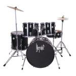 Herald 5pc Drum Kit Black