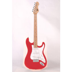 Herald Electric Guitar Outfit Gloss Red