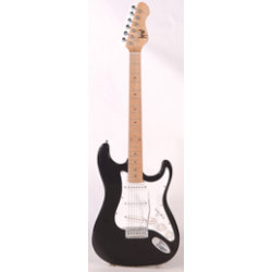 Herald Electric Guitar Outfit Gloss Black