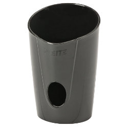LEITZ Allura Pen Pot Black