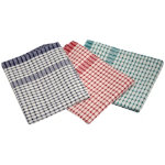 Genware Super Absorbent T Towel 10 pcs Assorted Colours