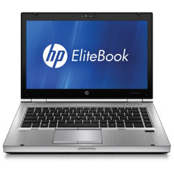 Hewlett Packard Hp Elitebook 8460p Lg741et 14 Inches  Notebook - Silver