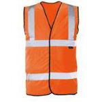 Alexandra Hi vis vest Orange size L