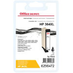 Office Depot compatible HP364XL CN684EE hi yield black ink cartridge