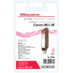 Office Depot Compatible Canon BCI 3EPM Photo Magenta Inkjet Cartridge