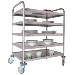Craven General Purpose Trolley 5 Tier