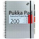 Pukka Pad Metallic A4 200 Page Pack 3