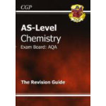 AS Level Chemistry AQA Revision Guide Paperback