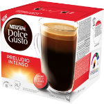 NESCAFe Dolce Gusto Coffee Pods Preludio Intenso