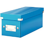 LEITZ WOW Archive Click and Store CD Box Blue