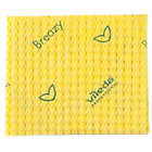 Vileda Breazy Cloths Yellow Pack of 20
