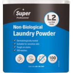 NON BIO LAUNDRY POWDER 100 WASHLOADS