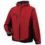 Helly Hansen Sevilla Softshell Dark Red Black Small