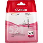Canon 521M Original Magenta Ink Cartridge 2935B008
