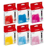 Canon PGI 29 Original 6 Colours Ink Cartridge 4873B005