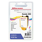 Office Depot Kodak 30C Colour Inkjet Cartridge 8898033