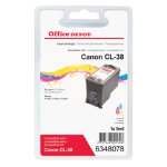 Office Depot Canon CL 38 Colour Inkjet Cartridge