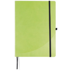 Foray Notebook Hardcover Green A4 Ruled