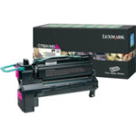 Lexmark C792 X792 Magenta Return Program Print Cartridge