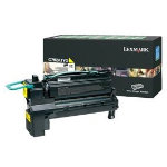 Lexmark C792 X792 Yellow Return Program Print Cartridge