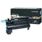 Lexmark X792 Cyan Extra High Yield Return Programme Print Cartridge