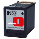 Olivetti IN501 Original black ink cartridge B0508
