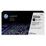 HP No504X Black Toner Cartridge Dual Pack CE250XD