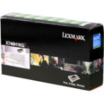Lexmark X746 X748 Black High Yield Return Program Toner Cartridge