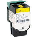 IBM Color 1824 1826 MFP Original Yellow Toner Cartridge