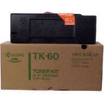 Kyocera TK 60 Original Black Toner cartridge