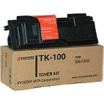 Kyocera TK 100 Original Black Toner Cartridge