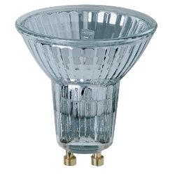 Osram Halogen light bulb 50W GU10 5 x Pack