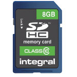 Integral SDHC Value memory card 8GB