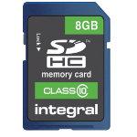 Integral SDHC Value memory card 8GB
