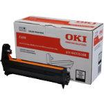 OKI 44315108 Original Drum Black