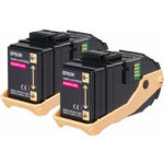 Epson Original magenta toner cartridge C13S050607