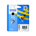 Epson T038 Original Standard Capacity black ink cartridge