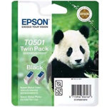 Epson T0501 Original black ink cartridge T05014210 T050142 C13T05014220 C13T050142 C13T05014210
