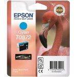 Epson T0872 Original Standard Capacity cyan ink cartridge