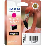 Epson T0873 Original Magenta Inkjet Cartridge C13T08734010